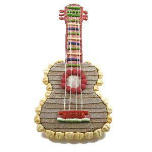 Tarta de Chuches Guitarras