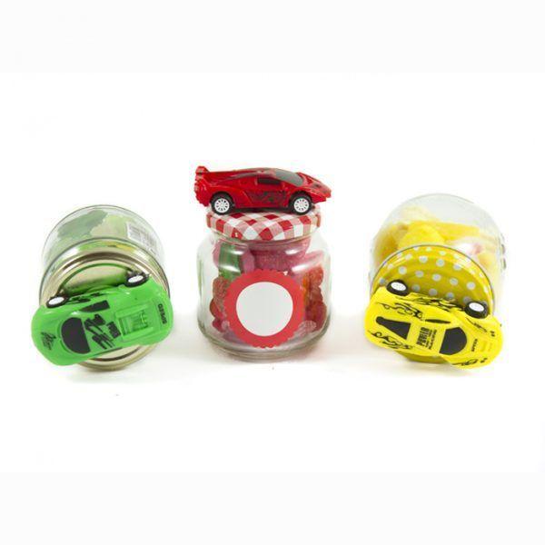 Botes de cores de gominolas de Chuches Xiana