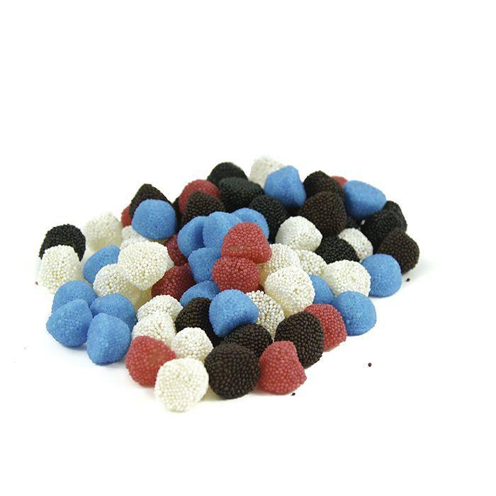 Moras Zarzas de Colores al kg de Chuches Xiana