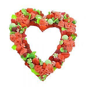 Tarta de Chuches Corazón Dulce