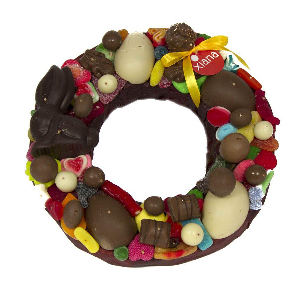 Rosca de Pascua dulce