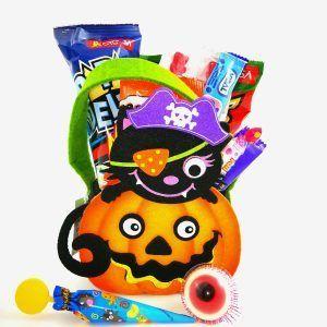Bolso Halloween con chuches