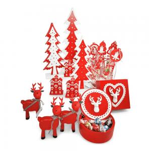 Figuras decoracion navidad
