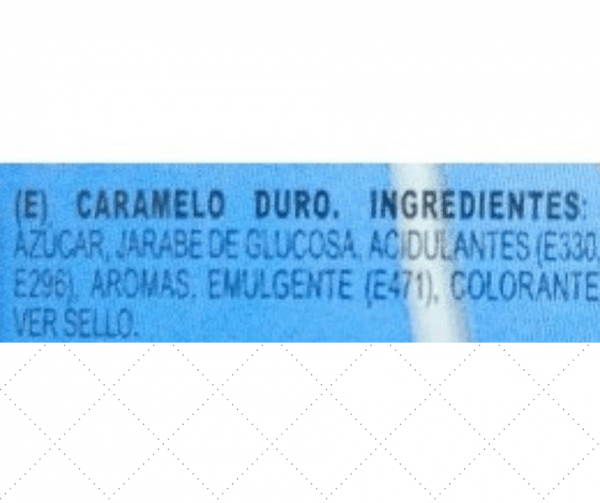 ingredientes palipica