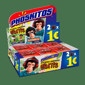 phoskitos 2 x 1 euro