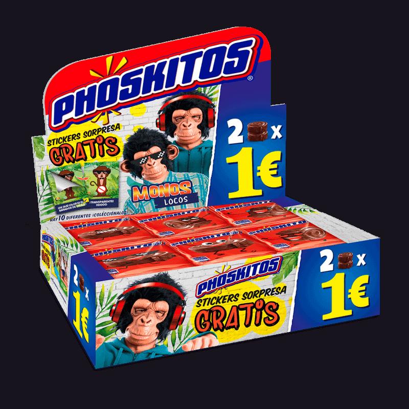 Comprar Phoskitos clásico
