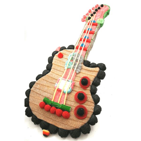 Guitarra electrica de chuches