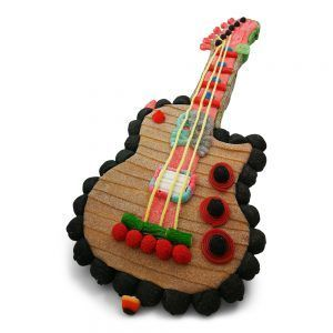 Guitarra electrica chuches