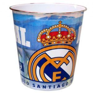 papelera del real madrid