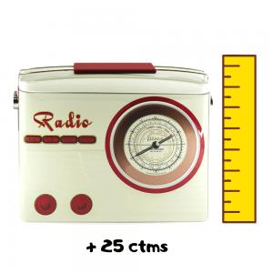 Radio Vintage Lata Coleccionista