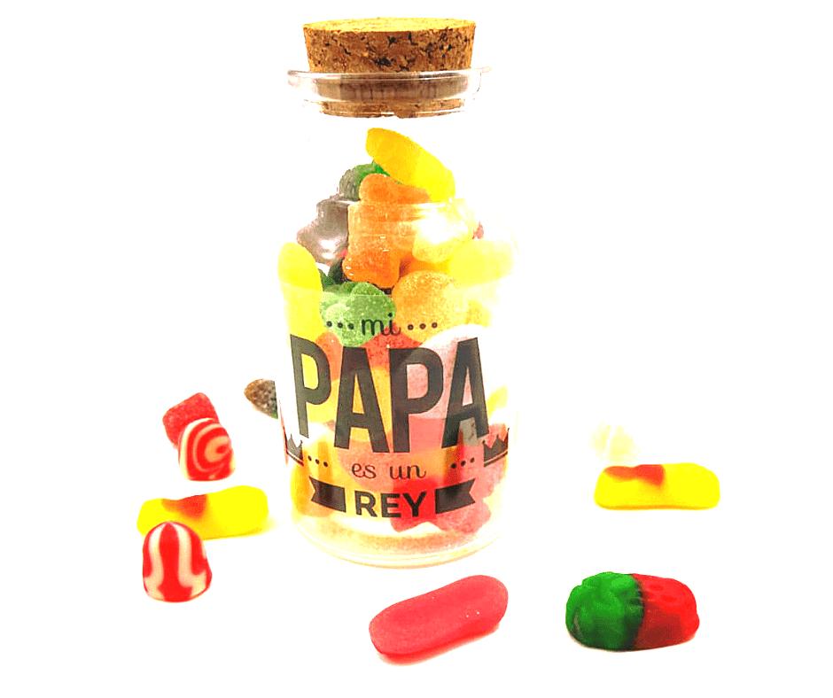 Bote de doces de azucre