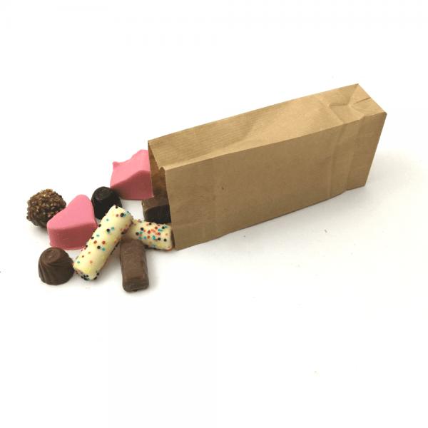 Bolsa de chocolates para celebraciones