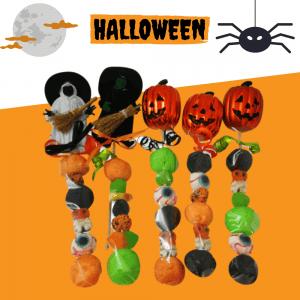 Brochetas de Chuches de Halloween
