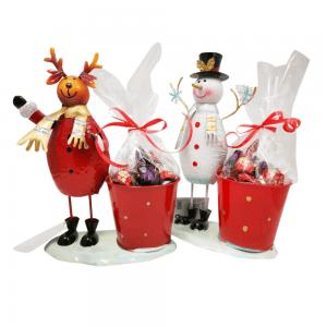 Muñeco Hojalata Navidad