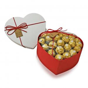 Caja Corazón Bombones